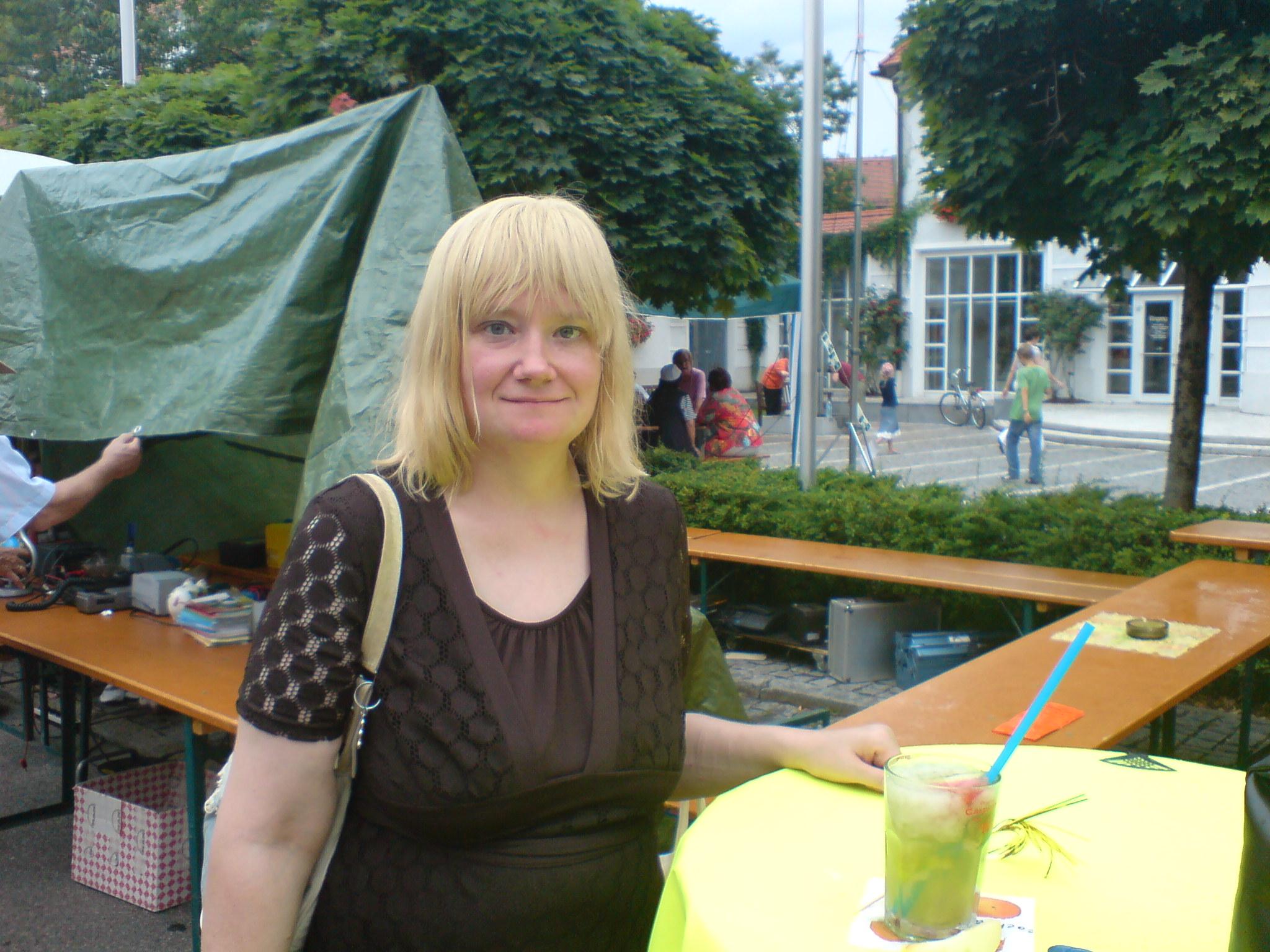 tina75 (43) aus München