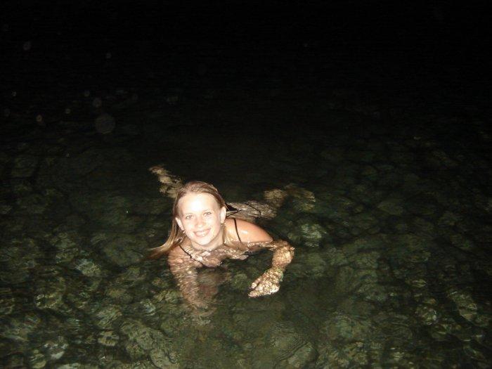 Nachtbaden