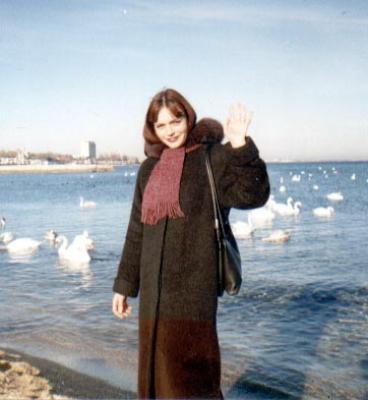 Krebsfrau2406 (47) aus Berlin